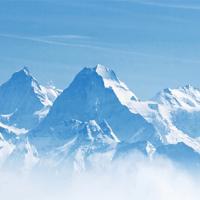 1090 Горные вершины